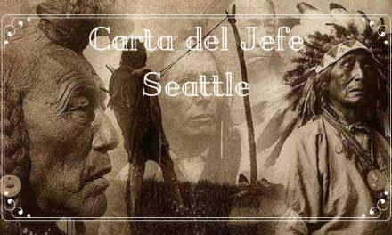 Carta del Jefe Seattle al Presidente de los Estados Unidos