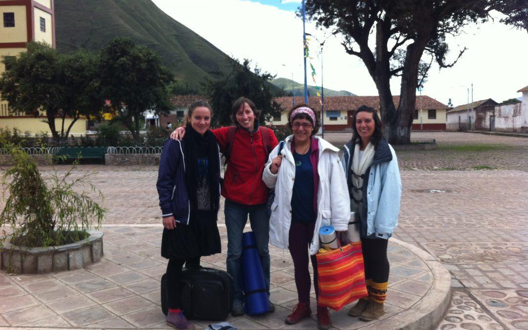 El retiro espiritual con Ayahuasca, es un lugar de no-hacer