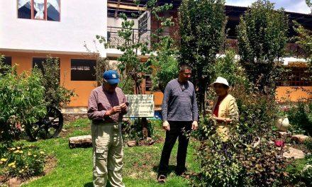 Un guía espiritual: un chaman que ve en la Ayahuasca un camino