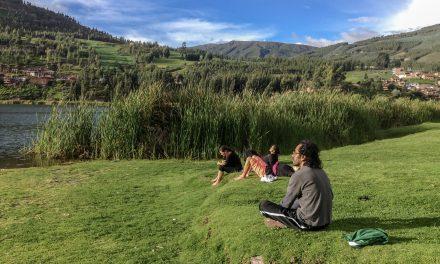 Ayahuasca: Enséñame Madre Bendita, Doctora, Maestra