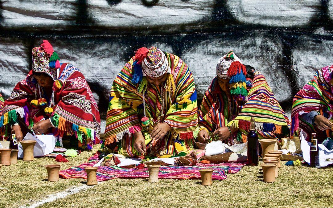 Tratamiento de las enfermedades psicomaticas en la cultura andina