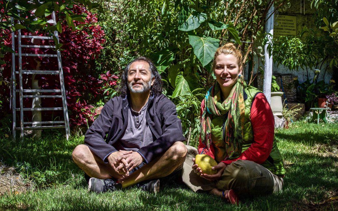 La Ayahuasca me ayudo a comprender el origen de mis enfermedades