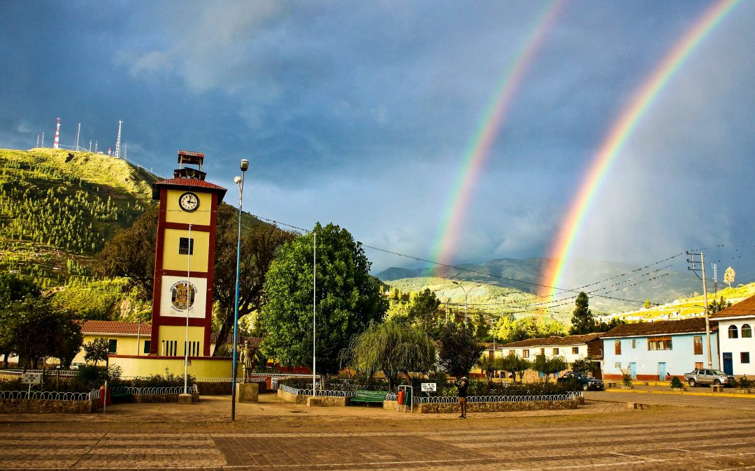 De México a Perú, tierra de la Ayahuasca