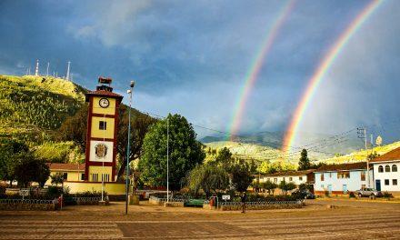 Casa de Retiro de Huaro, lugar de estancia y curación